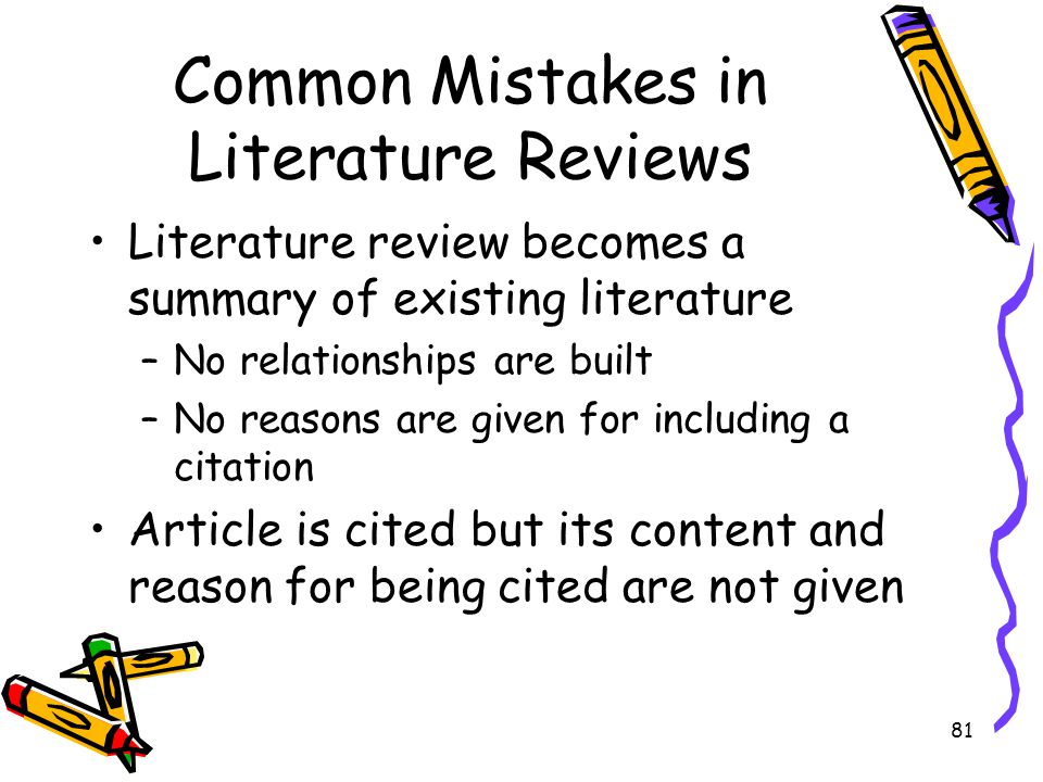 review of related literature 4 essay Literature review tutorial: how do i start home  learn how to write a review of literature in uw-madison writer's handbook (common writing assignments.