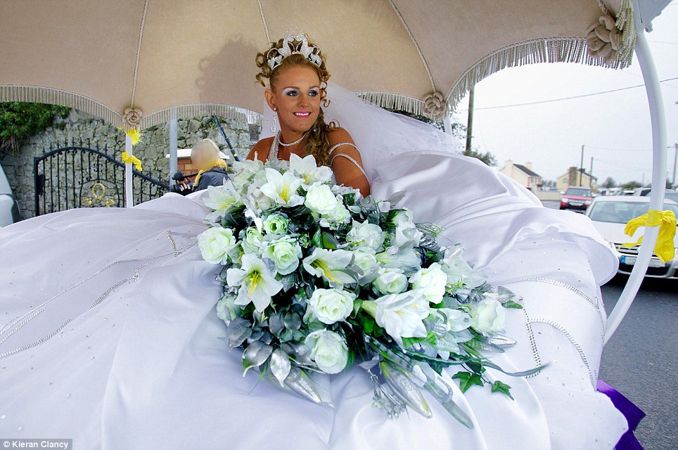 We\'re gonna need a bigger carriage! My Big Fat Gypsy Wedding returns ...