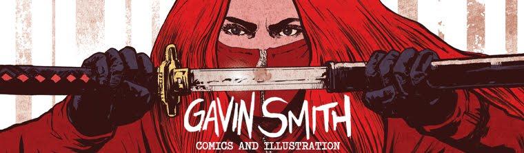 Gavin Smith Illustration
