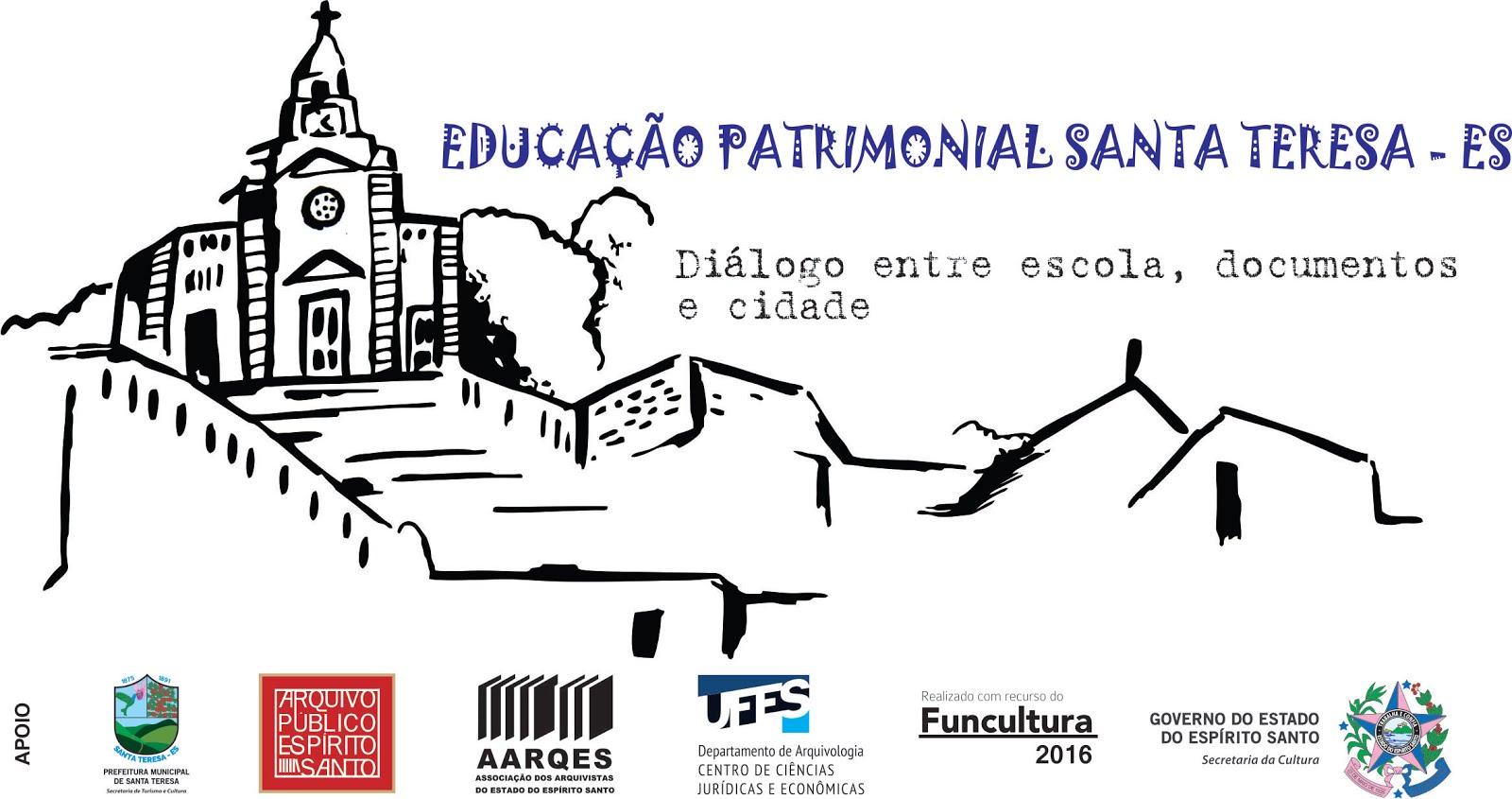 Educação Patrimonial Santa Teresa