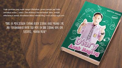 Buku Diary Anak Magang