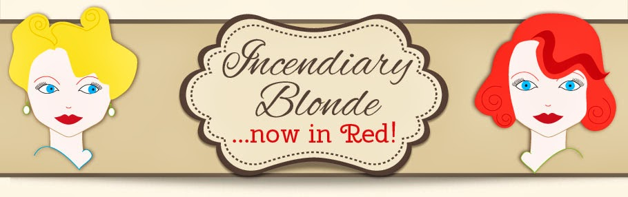 Incendiary Blonde