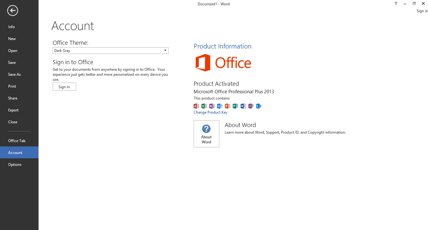 Microsoft Office Professional Plus 2013 SP1 AIO x86 x64 ...