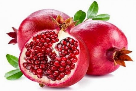 Manfaat buah delima, khasiat buah delima