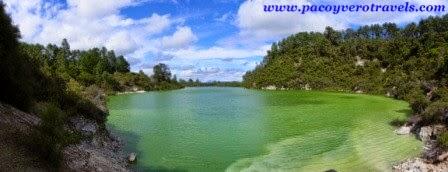 Lago Ngakoro