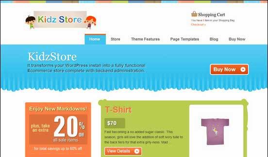 Kidz Store