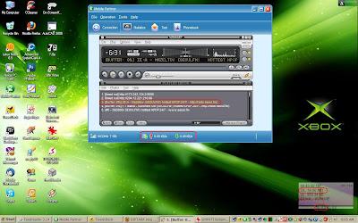 Gambar 4 Pengujian simPATI Gratis Internet Berjam-jam