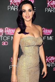 Katy Perry Big Cleavage