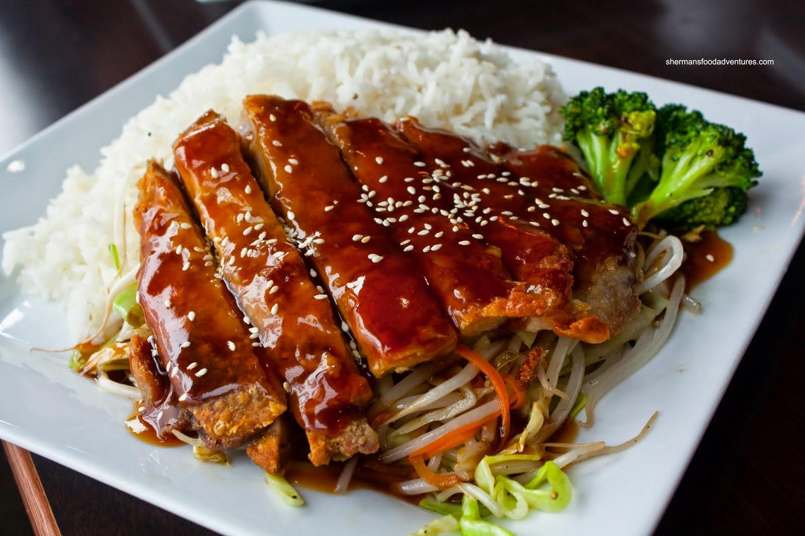 Recipe Exchange: Baked Teriyaki Chicken