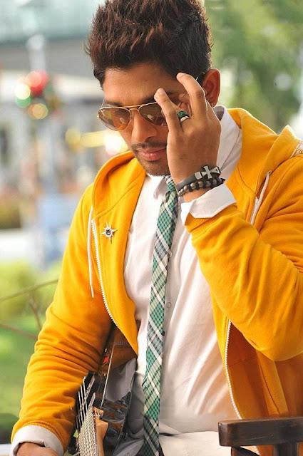 Allu Arjun pictures