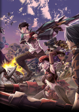 Rekomendasi Anime: God Eater