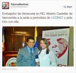 Juan Ramón Gómez Díaz da empleo en Telemicro a periodista despedida por Nuria NCDN