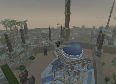 ArcheAge - Cityscape