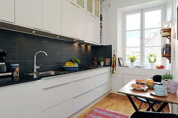 11 Inspired Scandinavian Kitchen Ideas ~ Kitchen Interior Design ...