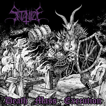 "SATANIZE - ""DEATH MASS EXECUTION"""