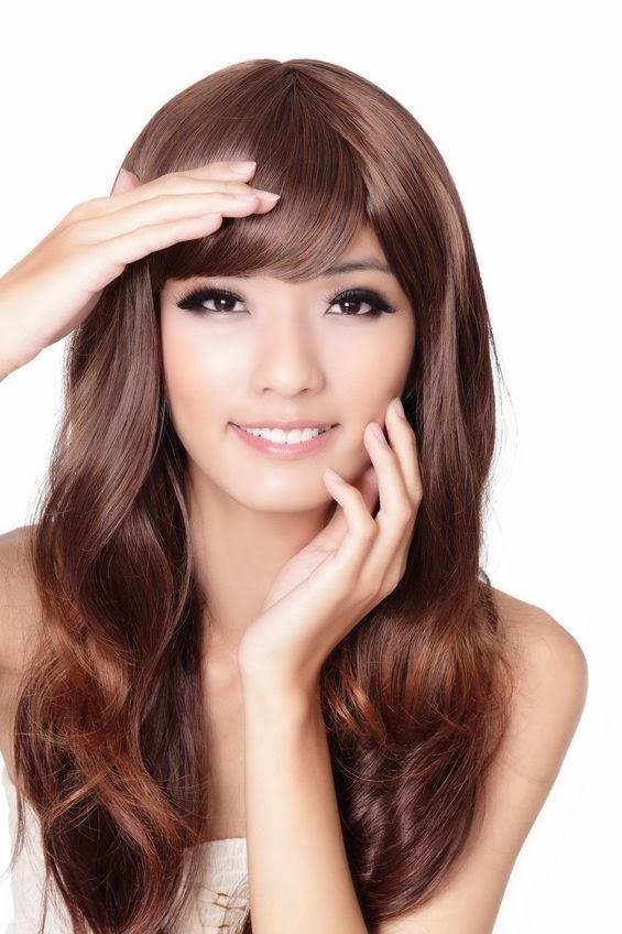 Home » ' Model Rambut Panjang Untuk Wajah Bulat '