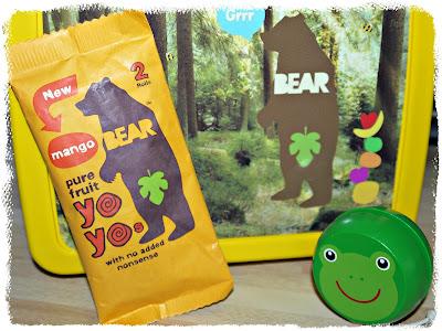 mango, Bear, snacks