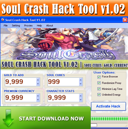 Soul Crash Cheat Hack