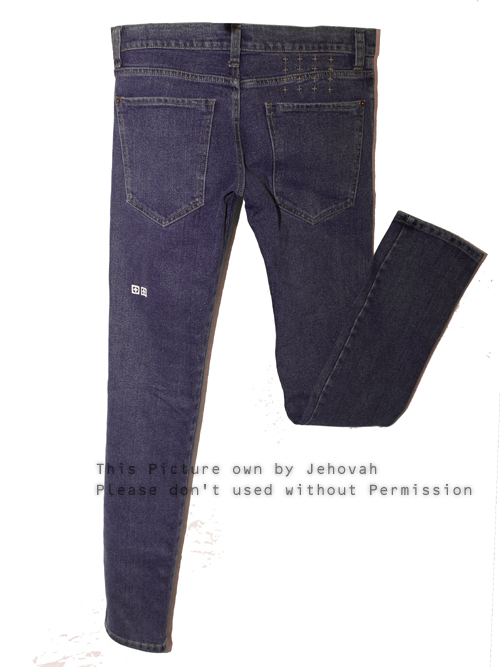 Jeans Ksubi Denim Skinny for Men Only IDR 135.000,-