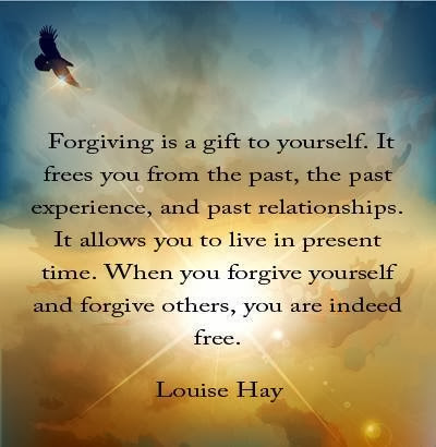 FORGIVENESS is for US.