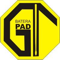 GT BATERA PADS PARA ESTUDO.