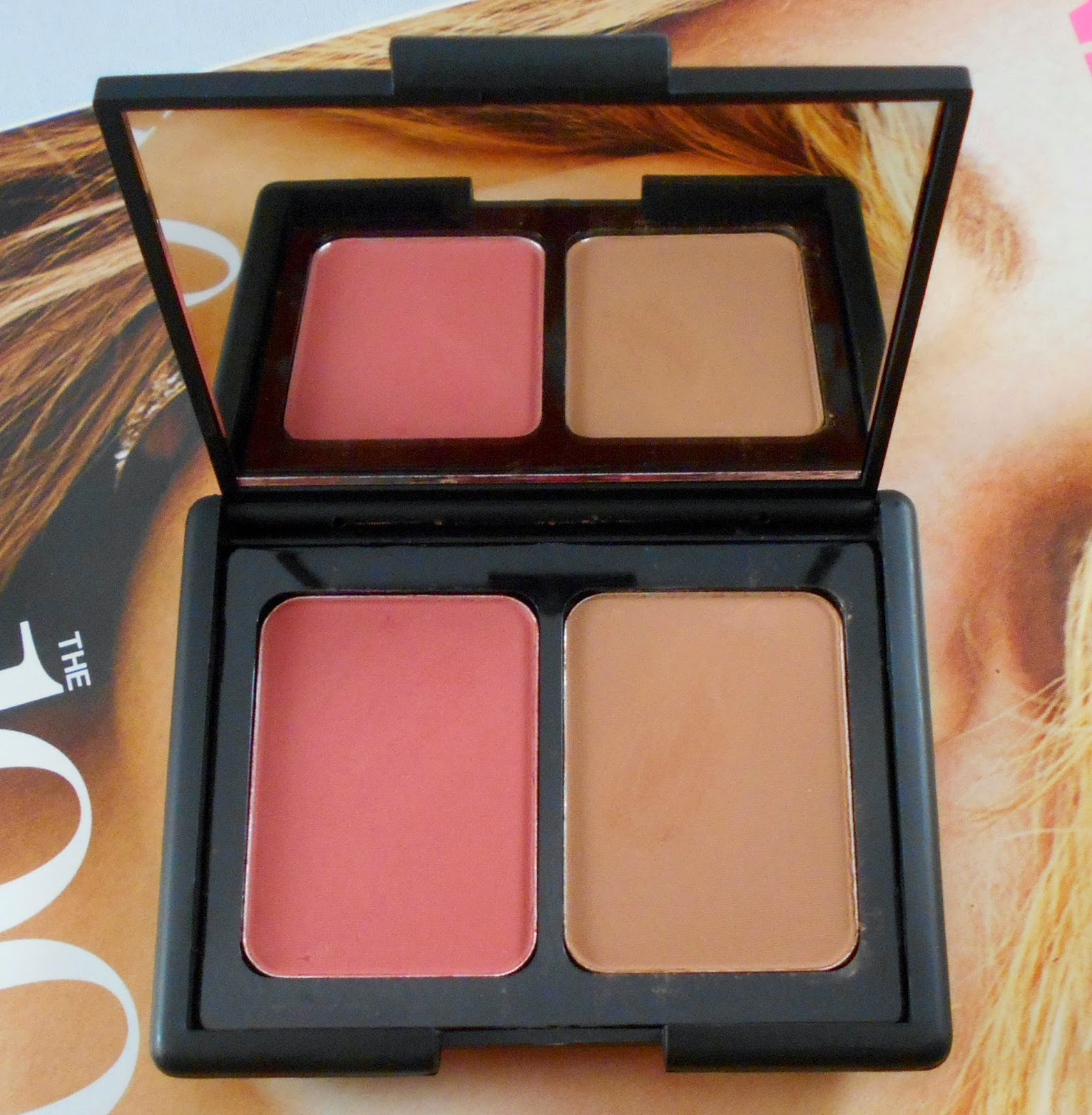 E.L.F Contouring Blush & Bronzing Powder in Fiji