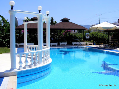 Golden Moon Hotel Calıs Beach Turkey