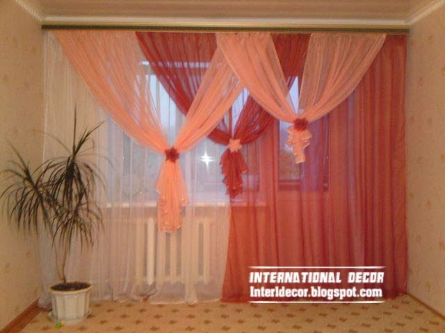 Luxury curtains for bedroom latest curtain ideas for bedroom for Bedroom curtains designs