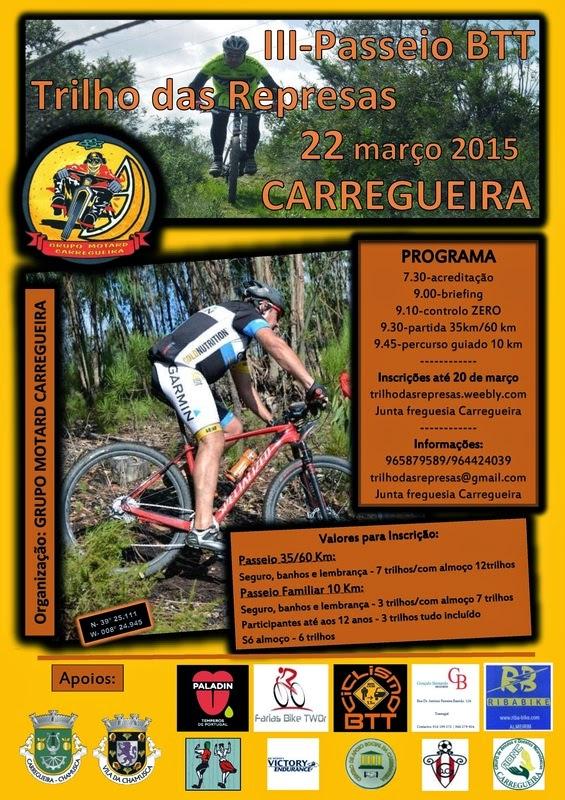 22MAR * CARREGUEIRA