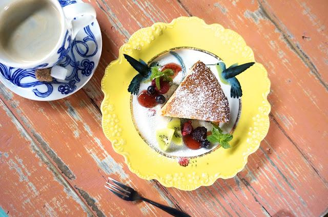 石川県 金沢 ランチ ディナー 手作り 米粉 ケーキ カフェ & バー ミクカ