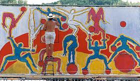 gilioli marco esecuzione del lavoro murale arte in strada a xxmiglia