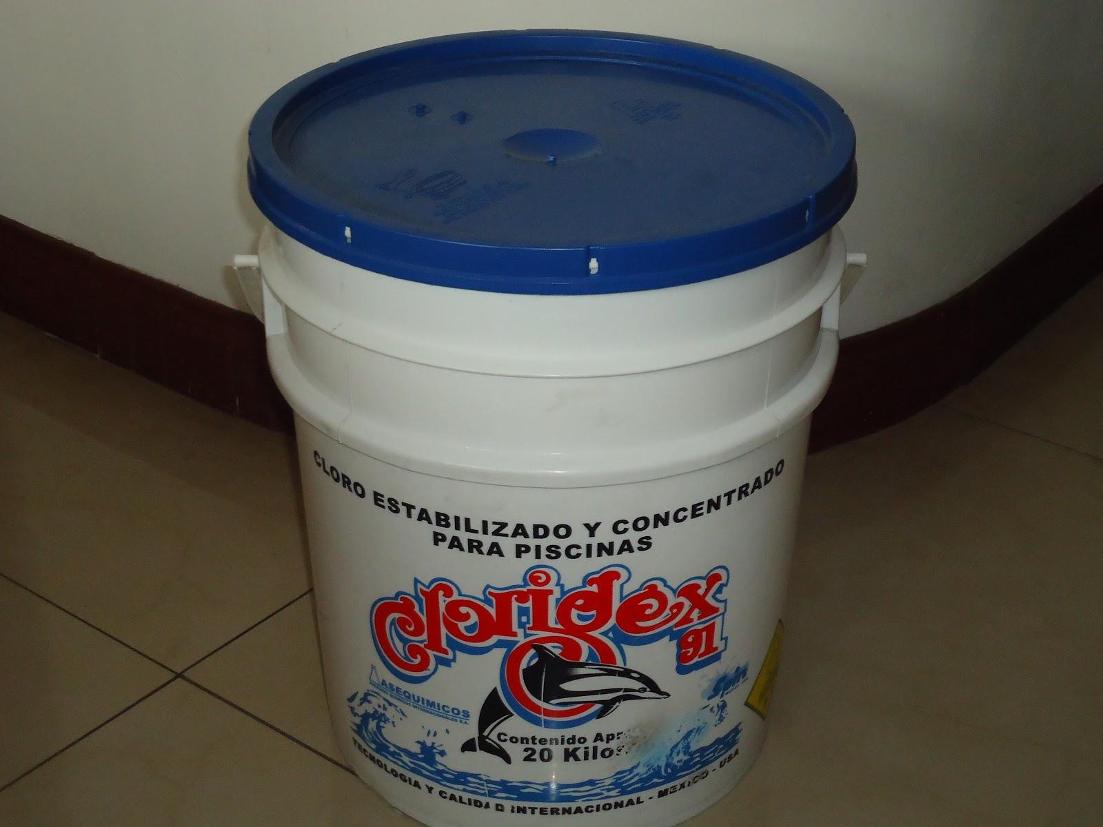 Insumos quimicos y equipos para piscinas pastillas de - Pastillas de cloro para piscinas ...