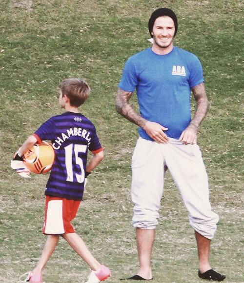 Roméo Beckham, 10 ans, signe à Arsenal ! | Le saviez vous