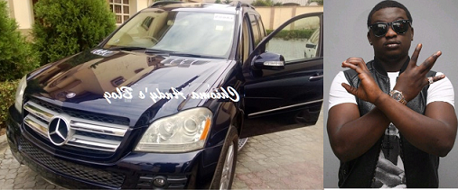 Wande Coal acquires Mercedes GL 450 4matic chiomaandy.com