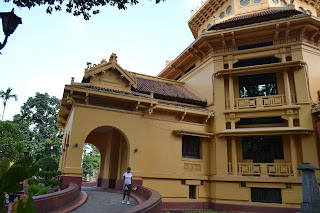 Vietnam National Museum of History building