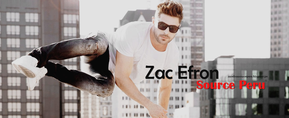 Zac Efron Source Perú
