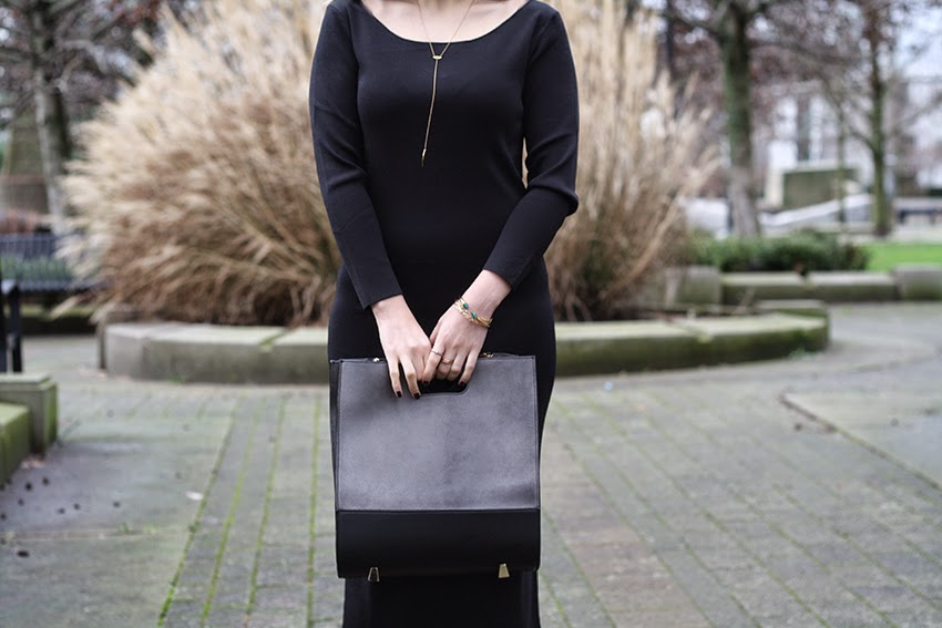 Zara, Alexander Wang, Jennifer Zeuner, Gold, LOB, Long Bob, Style, Fashion, Outfit