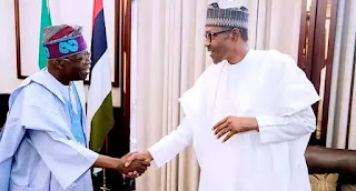 Rift between Buhari and I, fake news – Tinubu