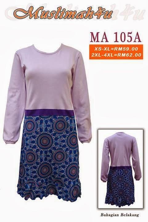 T-shirt-Muslimah4u-MA105A