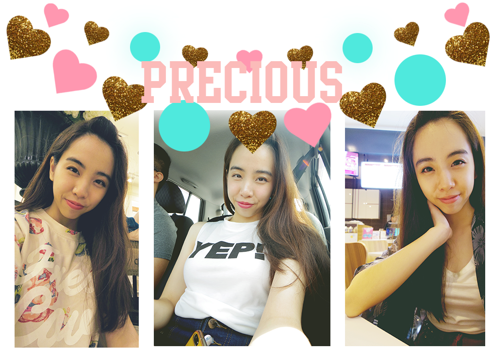 Precious is my life♥