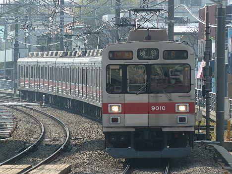 東急東横線 特急 渋谷行き 9000系