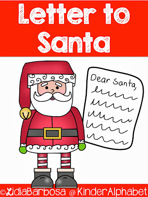 freebielicious free letter to santa templates
