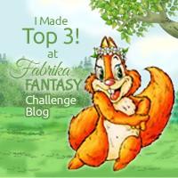 2 x Fabrika Fantasy Top 3