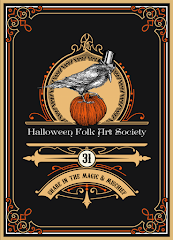 Halloween Folk Art Society