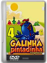 galinha+pintadinha+4 DVD Galinha Pintadinha 4 – O Espetaculo