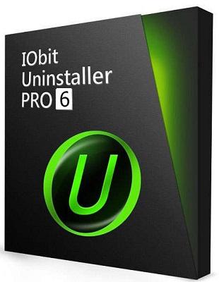 IObit Uninstaller Pro 6.4.0.2119 poster box cover