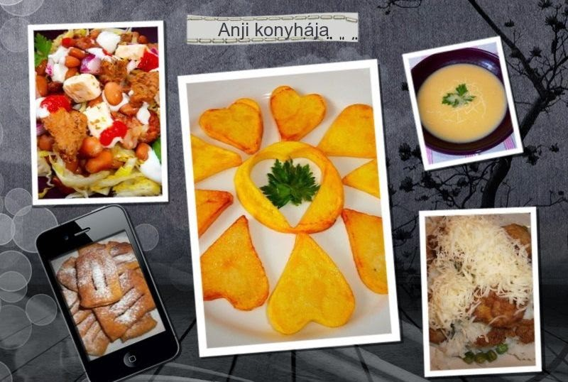 Anji konyhája