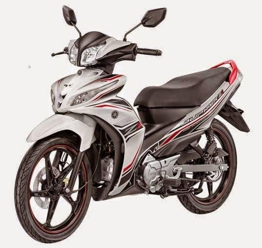 Yamaha Jupiter Z1 Sporty