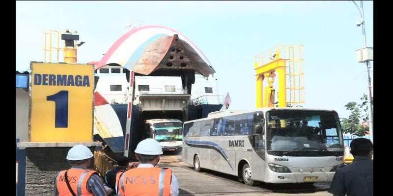 Bus DAMRI Bandar Lampung ke Stasiun Gambir