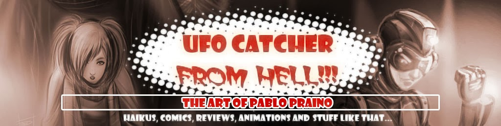 UFO Catcher From Hell: The Art of Pablo Praino